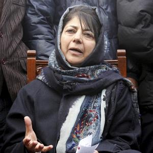 Attack on BSF convoy: Mehbooba questions Pak's love for Kashmir