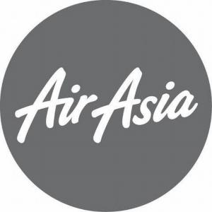 AirAsia mourns: Red logo changed to gray after plane goes missing