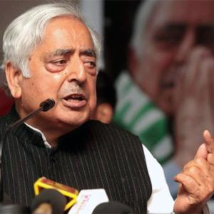 I stand by statement on violence-free J-K polls: Mufti