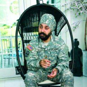 'A baby step forward for the Sikh community in US army'
