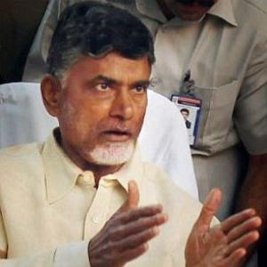 Bitter Chandrababu Naidu: Cong played a game; BJP didn't do its duty