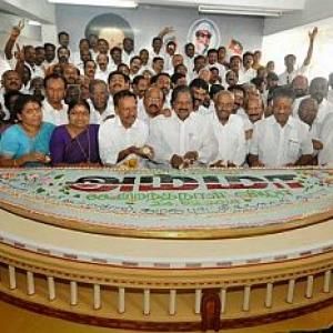 Jayalalithaa gets Parliament on her 66th birthday