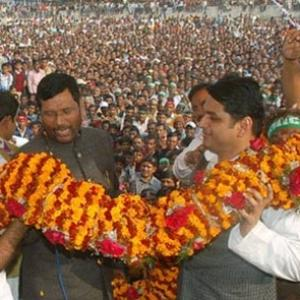Inside story: Why Ramvilas Paswan is warming up to former foe BJP