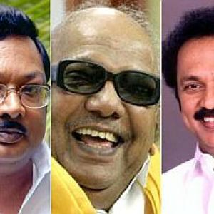 Sibling rivalry erupts again in DMK