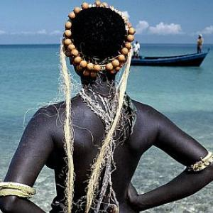 Eight Jarawa girls rescued in Andamans