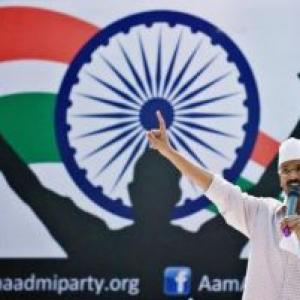 In no hurry to withdraw support to AAP govt: Cong