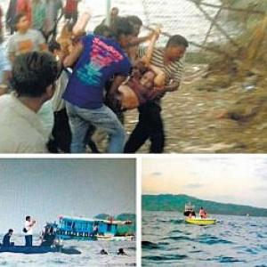 21 killed in Andaman tourist boat tragedy