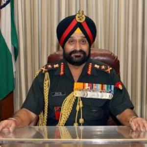Army chief Bikram Singh to begin rare China visit on Wednesday
