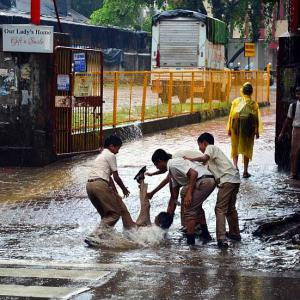 PHOTOS: Finally, Mumbai gets drenched
