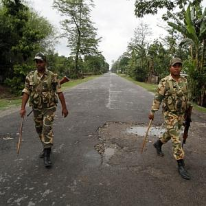 Army on stand-by in Assam's Baksa, bodies of all four kidnapped found