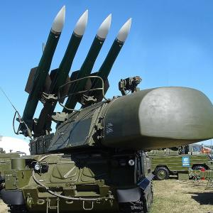 The missile system that shot down Malaysian plane