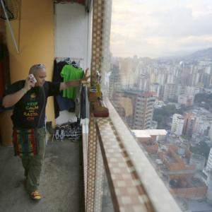 PHOTOS: Inside the world's TALLEST slum