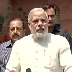 All efforts will be made to fulfil people's hopes: Modi