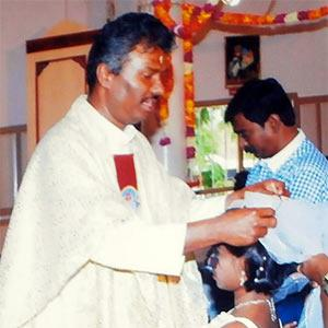 A father's wail: 'Why would anyone abduct a Jesuit priest?'