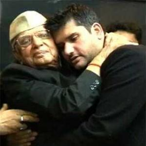 ND Tiwari's son died due to strangulation: Autopsy