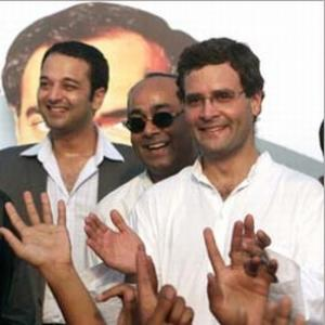 Rahul is busy blowing up a balloon full of holes: Shiv Sena