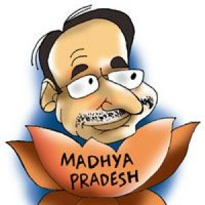 It's Chouhan, not Modi
