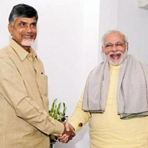 The BJP-TDP saga: Who needs whom more?