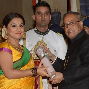 PHOTOS: The 2014 Padma Award winners