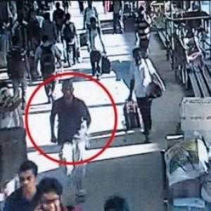 Chennai blasts: CCTV image provides first clue