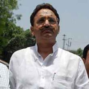 Mukhtar Ansari out on custody parole to campaign