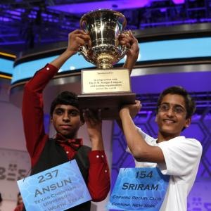 Why Indian-Americans dominate spelling bee