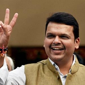 Not here to save government, no compromise: Fadnavis