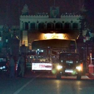 Wagah border blast: Around 45 suspects taken into custody