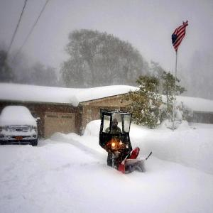 US snowstorm: Things are going to get worse