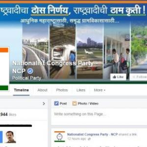 Maha polls: Parties use social media to woo voters