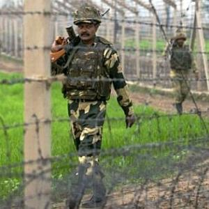 Border firing dwindles after India's strong stance