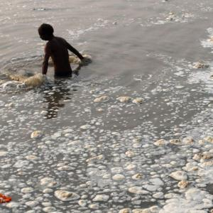 'The Ganga is in ICU'