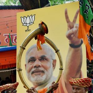 Alliance govt likely in Maharashtra, BJP surges ahead in Haryana