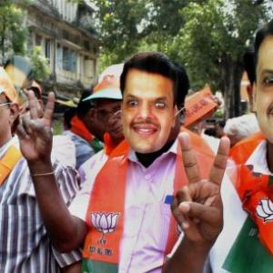 Independents' day for BJP? Sena, NCP alliance unlikely