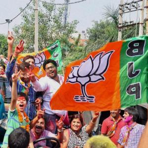 How to win an election -- BJP style