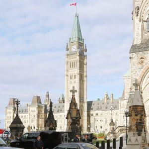 Canadian parliament rocked by gunshots; 2 killed