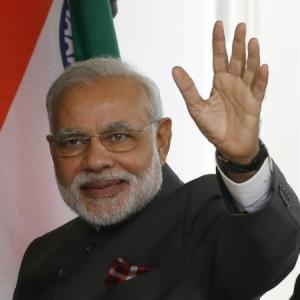 A year under Modi: Markets score 6/10