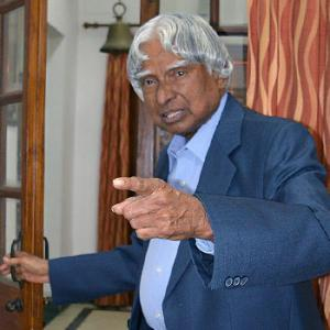 Exclusive! Kalam: When a problem arises, become the captain of the problem and defeat it!