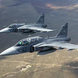 Brazil opens the door for Indian navy and Gripen