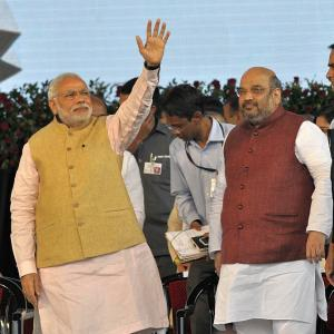 Amit Shah will stay on as BJP boss