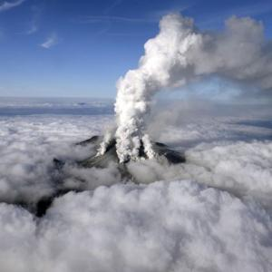 PHOTOS: Japan's Mount Ontake spews volcanic ash