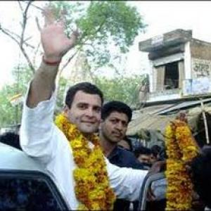 Rahul Gandhi to return to Delhi on April 15?