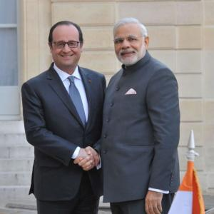 Rafale deal sealed; India to buy 36 French-made jets
