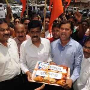 Sena needs to stop its vada-pav protests