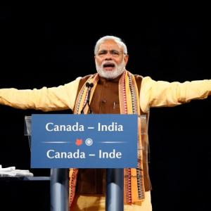 Top 10 quotes from Modi's speech@Toronto Coliseum