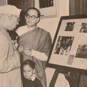 Netaji's grandnephew: 'Hard to reconcile Nehru with spying'