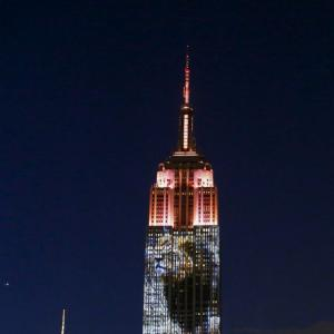 DON'T MISS: Stunning photos of animals light up Empire State Building