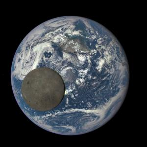 Revealed: The 'dark side' of Moon