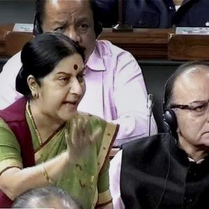 Four takeaways from Lok Sabha's Lalitgate debate