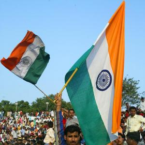 Nationalism in India is being anti-Pakistan and anti-China